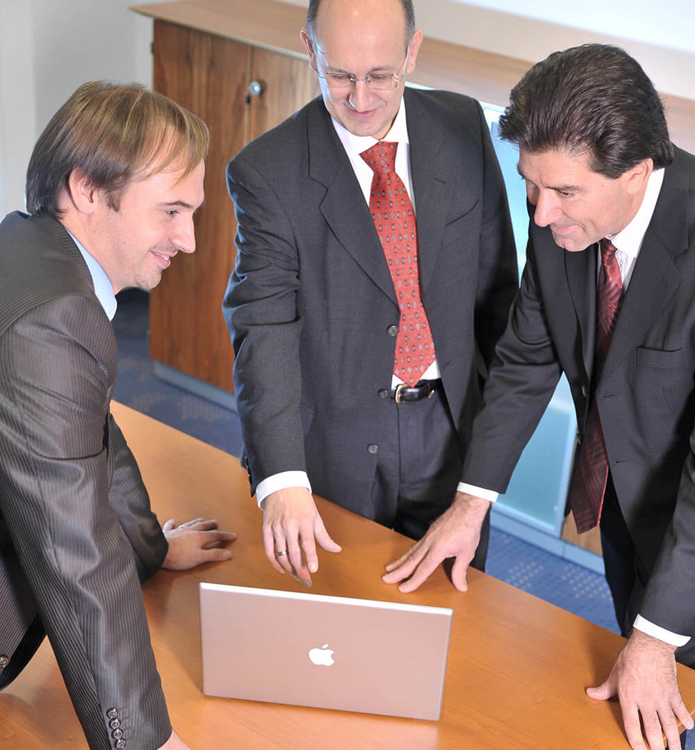 Hermann Stein und Stephan Schneider - Steuerberaterkanzlei